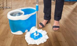 suelos-limpios-y-brillantes-usa-fregonas-giratorias